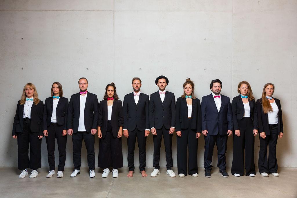 Gruppenbild Nö Theater
